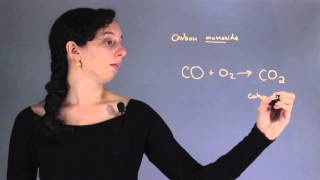 Air-to-Fuel Ratio for Combustion With Carbon Monoxide : Chemistry & Biology Concepts