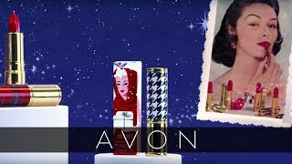 AVON Iconic Holiday Collection 2018!