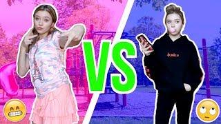 Tween vs Teen!