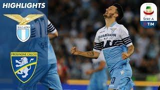 Lazio 1-0 Frosinone [HighLights]