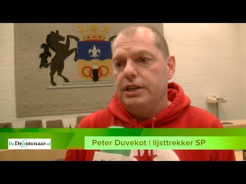 VIDEO | Het is afgelopen met de SP Dronten als milde oppositiepartij