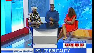 Friday Briefing: True Story- Muhoho Challenge ; 29th September 2017