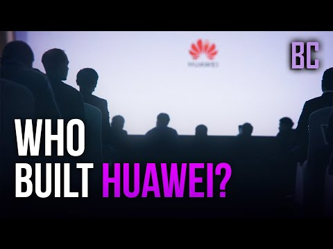 Here's Who Really Built Huawei
