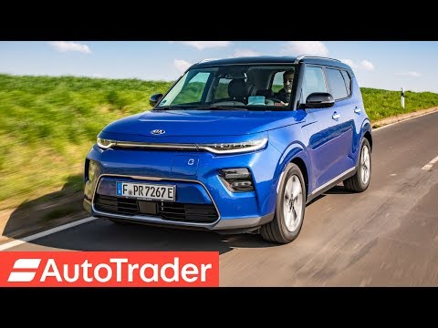 2020 Kia Soul EV first drive review