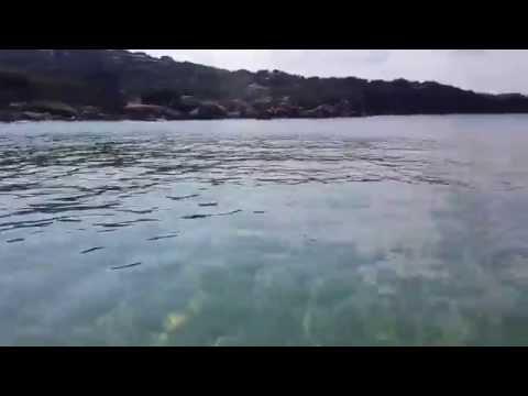 Punta di Volpe bei Porto Rotondo: Einsamkeit im Oktober