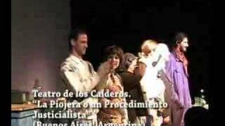 preview picture of video 'Encuentro de Teatro Otoño Azul - Turismo en Azul'