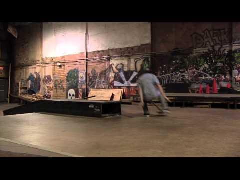 Dave's Skatepark RAW