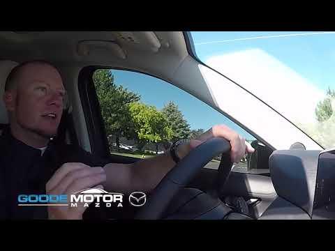 Mazda CX-5 Walkthrough Preview
