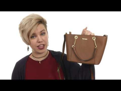 Calvin Klein Saffiano Mini Bag  SKU:8758678