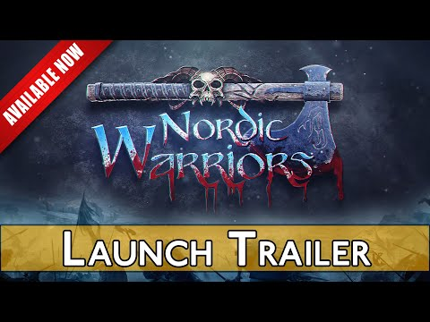 Trailer de Nordic Warriors