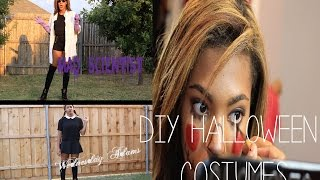 DIY Haloween Costumes For Teenage Girls