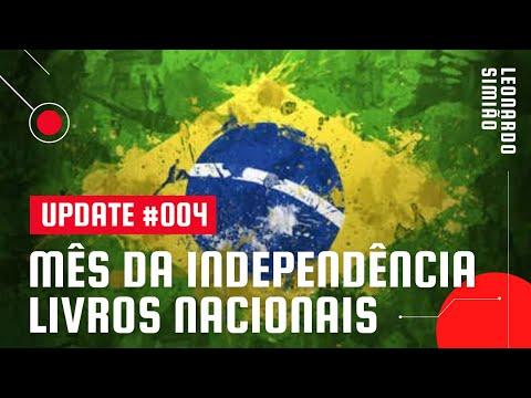 MÊS DA INDEPENDÊNCIA - LEIA LIVROS NACIONAIS | SIMIÃO LITERÁRIO