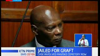 Former PS Sammy Kirui  and former Nairobi town clerk Gakuo sentenced to 3 years imprisonment