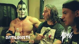 Doyle and Alex Story talk social anxiety. playing with Misfits and more