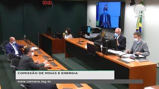 Minas e Energia - Discussão e Votação de Proposições - None