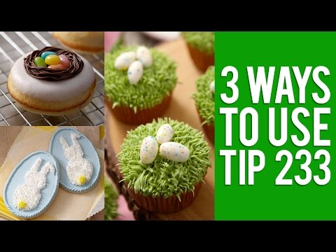 How to Use the Grass Tip for Easter