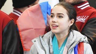 На лёд приглашается Алина Загитова