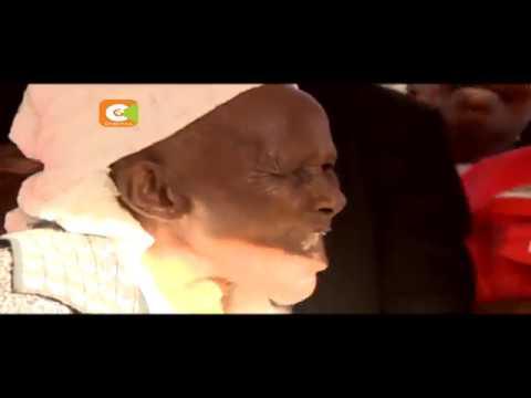 Mama Nzisa asherehekea miaka 100