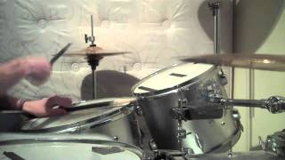 [Jimmy] Army of Freshmen - Wrinkle in Time (Drum Cover) HD