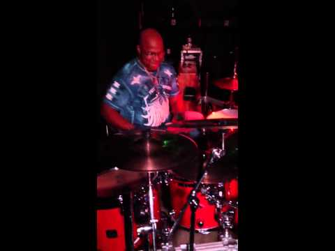 Ray's drum solo