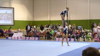 preview picture of video 'Waldviertel Cup 2013 - (47) - Jugend 1 W2 Balance - USA Krems'