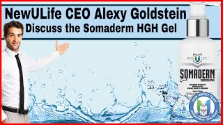 The Truth About SOMADERM (HGH Gel) from New U Life - hmong video