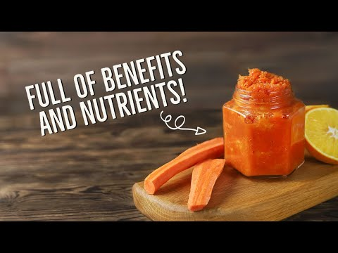 The Health Benefits of This Carrot Jam Are Manifold!