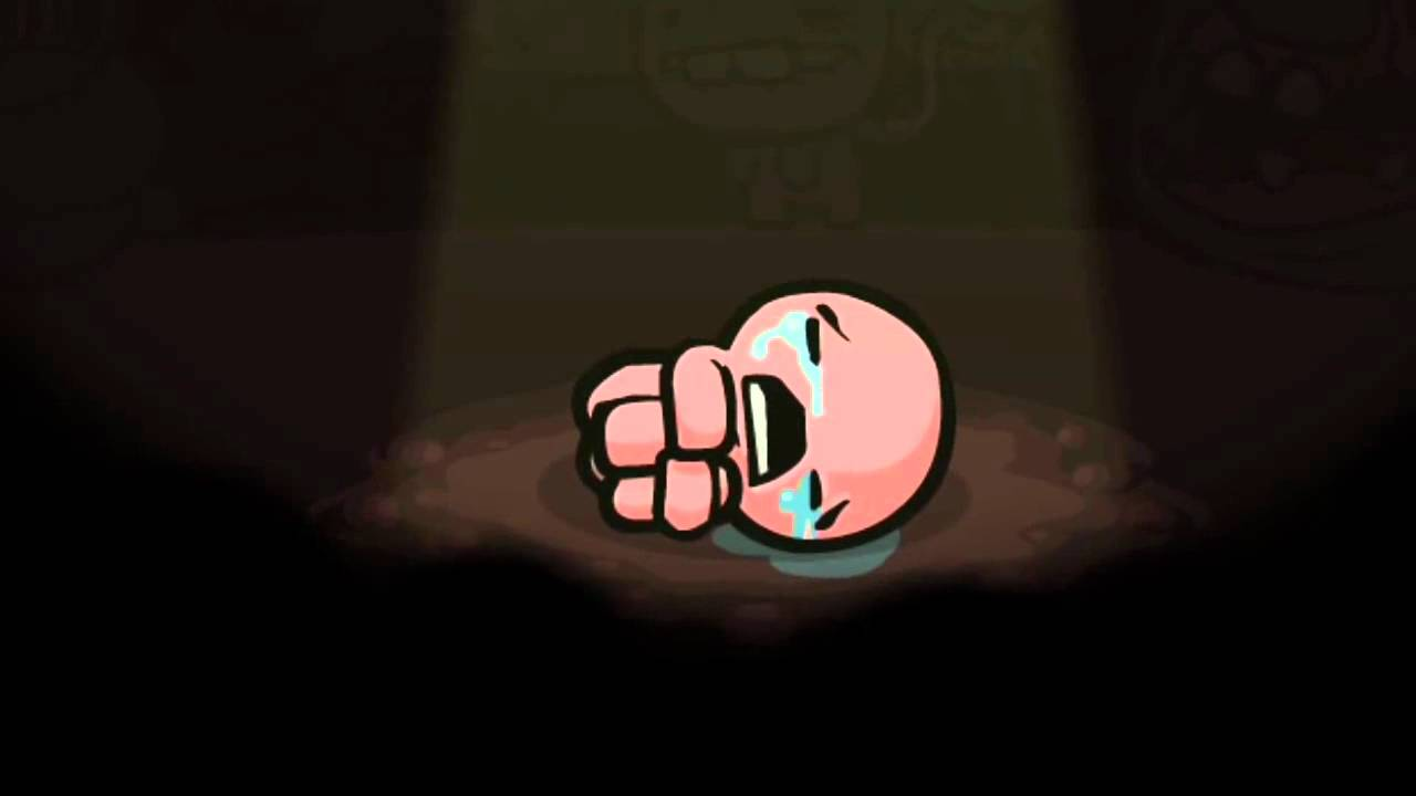 The Binding Of Isaac Is On Steam