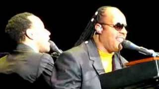 JOHN LEGEND STEVIE WONDER ORDINARY PEOPLE LOS ANGELES