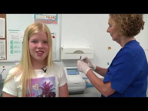 Esquema de administración de insulina en la diabetes tipo 1