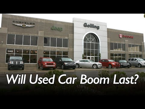 Used Car Industry: Boom or Bubble? - Autoline This Week 2236