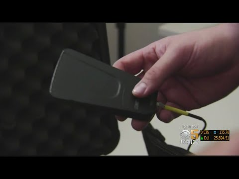 Car Thieves Using Devices To Pull Signals From Key Fobs