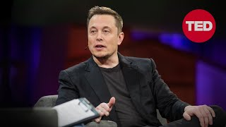 Elon Musk :The future we're building - and boring