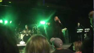 Kenny Shields and Streetheart live 2011 Miss Plaza Suite