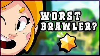 WORST BRAWLER? | Brawl Stars Piper Bounty Gameplay