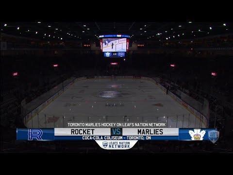 Rocket vs. Marlies | Oct. 23, 2018