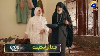 Main Farhad Se Milna Chahti Hoon   Khuda Aur Mohabbat   Season 3 Ep 21   Geo Tv #KhudaAurMohabbat