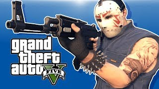 GTA 5 - Attacking Early Bird's Base! - (Dooms Day Heist!) Part 3!