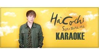 Karaoke Hà Cớ Chi | Shine Thành Anh