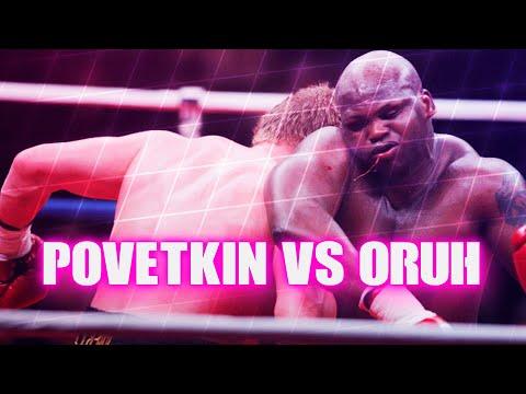 Alexander Povetkin vs Teke Oruh (Highlights)