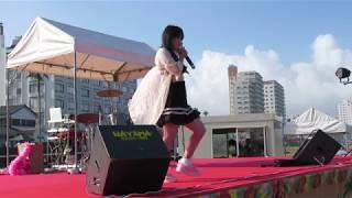 有坂愛海3鴨川市納涼花火2018