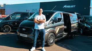 WE TEST DROVE AN MSRT TRANSIT!! [FT Lenny The Geeza]