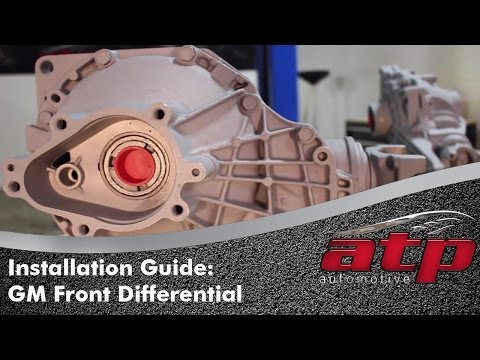 How To Remove And Install A Front Differential On GM Truck Or SUV Mp3