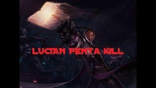 Lucian Pentakill Season 7 | S7 |  Patch 7.13 | Lucian Mid S7