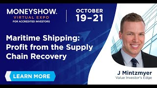 Maritime Shipping: Profit from the Supply Chain Recovery