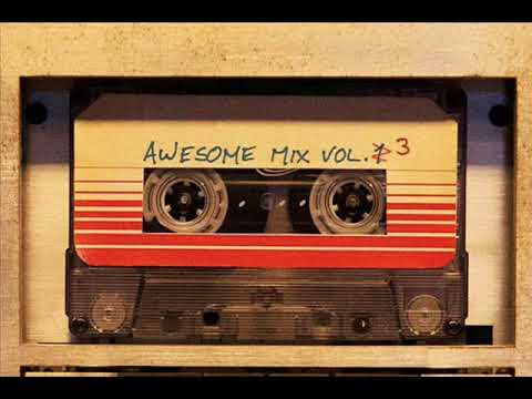 Guardians of the Galaxy Awesome Mix Vol. 3 (Fan Made)