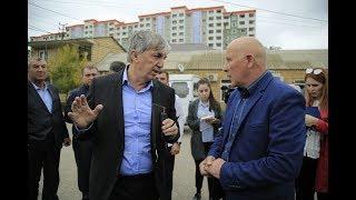 Хизри Абакаров провел рейд вместе с представителями федеральных и республиканских структур