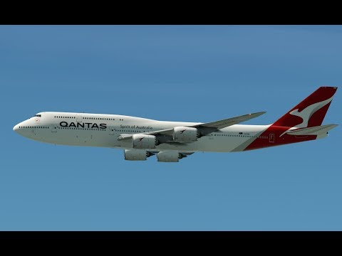 P3Dv4 | PMDG 747-8 Expansion with FSFX Immersion | First