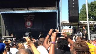 Stevie Wonder pop-up concert in DC