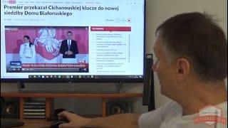 MÓJ KANAŁ PUBLIUKUJĘ NA BIEŻCO Z.Kękuś (PPP 263) Prezydencie A. Dudo, wydaj Swiatłanie Cichanouskiej zakaz pobytu w Polsce.